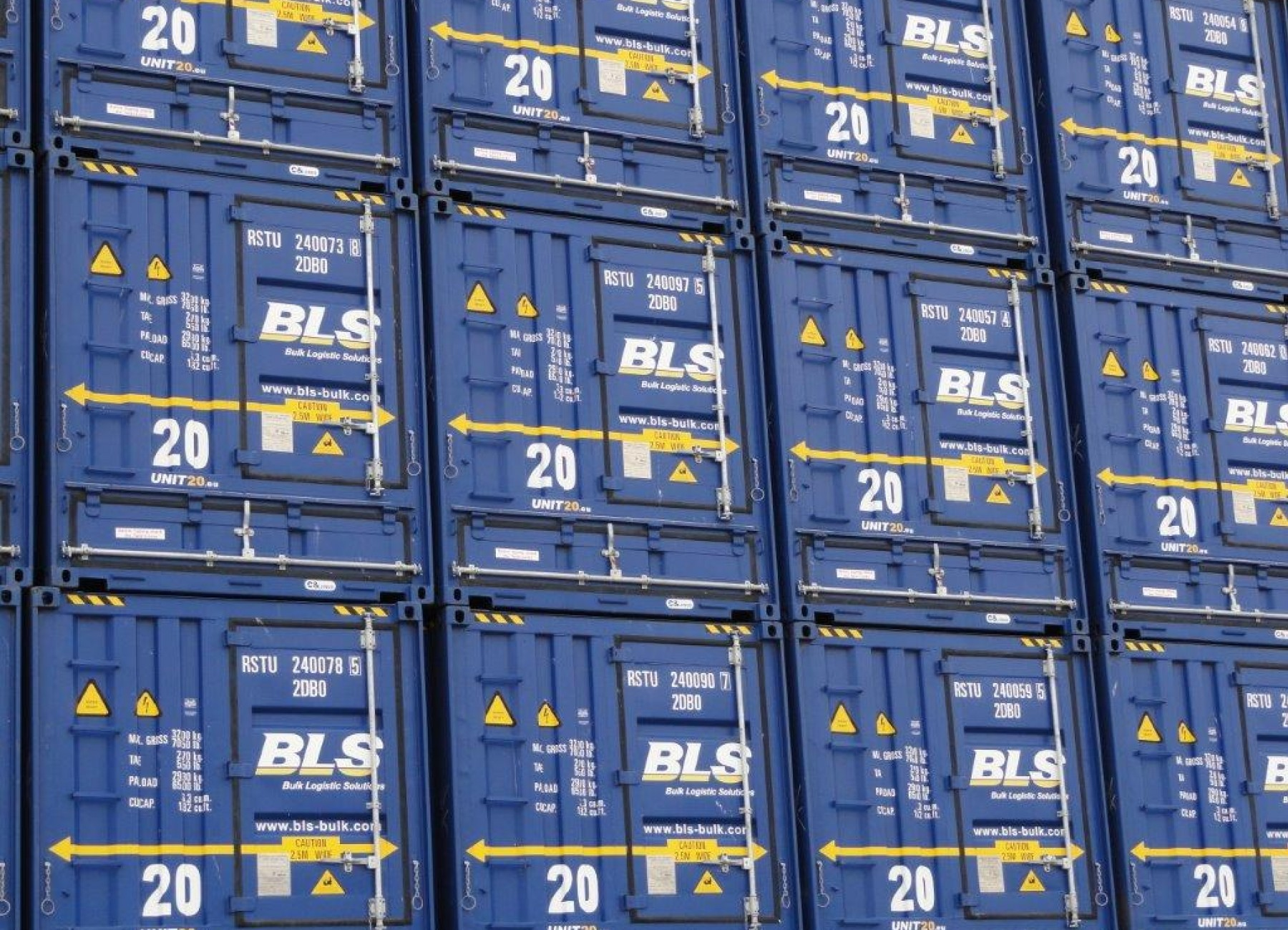 BLS | Bulk Containers
