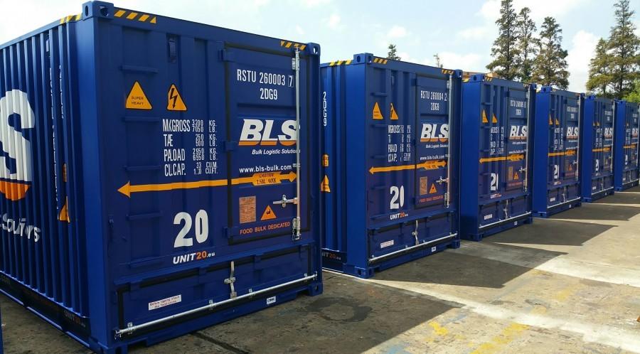 Bulk Containers Bulk Logistic Solutions