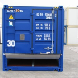 Dry bulk bag in box