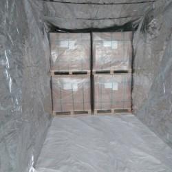 Dry bulk liners